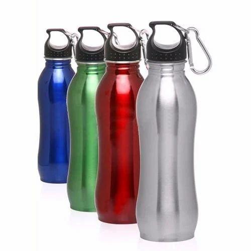 Stainless Steel Water Bottle at Rs 125/piece | SS Bottle, SS Water Bottle,  स्टेनलेस स्टील वॉटर बॉटल, जंगरोधी इस्पात की पानी की बोतल - EC Products,  Chennai | ID: 16984330591