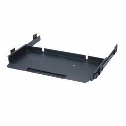 Crown Black Keyboard Tray