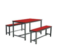 Canteen Table With Bench  DCT 1042