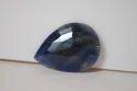 23.75 Carat Natural Blue Sapphire         u