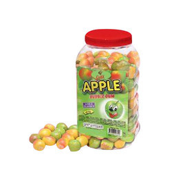 Apple Flavoured Bubble Gum