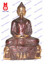 Lord Buddha Sitting Gandhara Statue