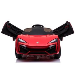 Kids 6V Battery Operated Toyhouse Lykan Hypersport Car