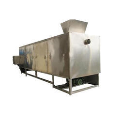 Continuous Soya Nuggets Dryer Machine