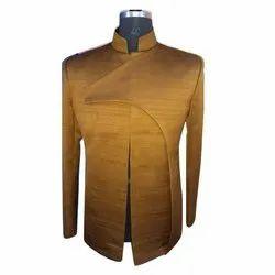 Golden Designer Men Dress