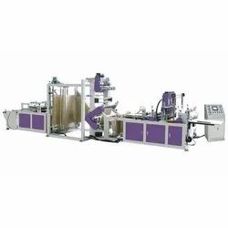 Fully Automatic Non Woven Box Bag Making Machine