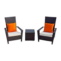Universal Furniture Table and 2 Sofa Chair Set