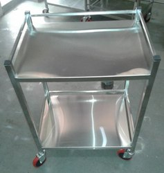 Stainless Steel Instrument Trolley ss
