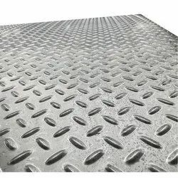 Stainless Steel Chequered Plates 304 Grade