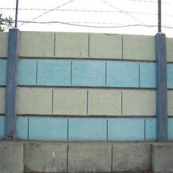 Prefeb Concrete Boundary Wall