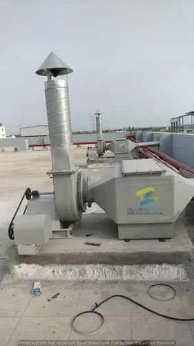 Industrial FRP Centrifugal Blower