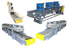 Cooling And Drying Conveyor