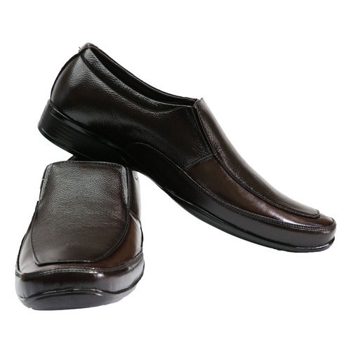 40c7453808 Brown Simple Formal Shoes