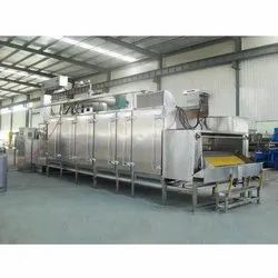 PEANUT ROASTER CONTINUOUS TYPE