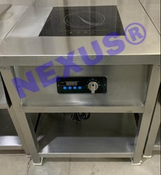 NEXUS 1 5 KW COMMERCIAL COOKING RANGE, for Hotel, Size: 24