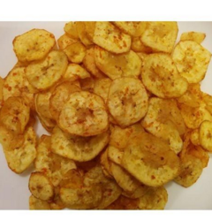 Tomato Flavored Banana Chips