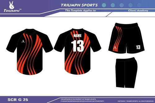 76101493c Customize Soccer Jersey at Rs 650  piece
