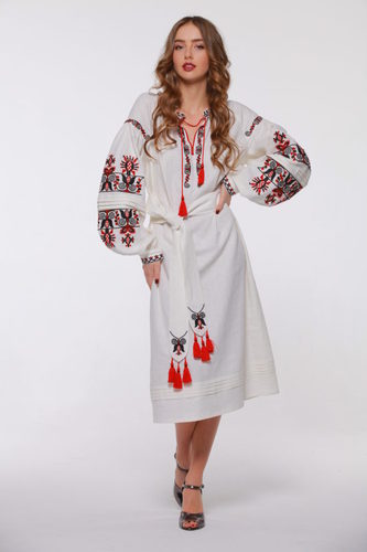 Ukrainian Traditional Dress