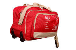 Polyester Wheeled Travel Bag