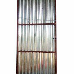 Galvanised Iron Door, Size/Dimension: 5.5 X 2.5 Feet