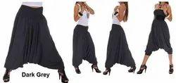 jc Fashion Bamboo Harem Trousers / Yoga Trousers