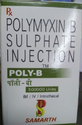 Polymyxin B Sulphate Injection