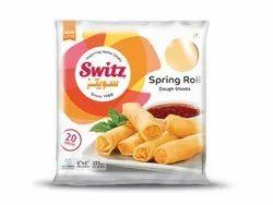 Switz Spring Roll Sheet, Pkt Qty: 20 Piece