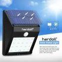 20 LED Solar Sensor Light