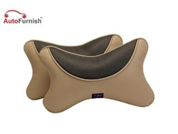 Autofurnish Premium Car Pillow Neck Rest New Design - 5 Colors