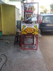 Sweet Corn Machine With Stand