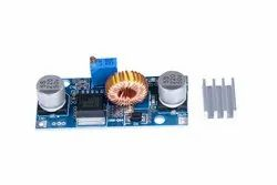 XL4015 5A DC-DC Step Down Module with Heatsink