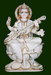 marble saraswati statue online