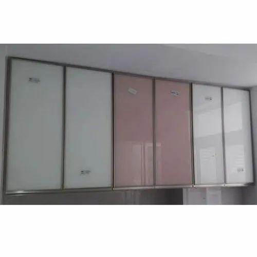 Aluminium Frame Material Aluminium Kitchen Cabinet Door Rs 550