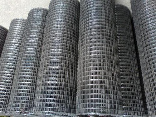 Welded Wire Mesh - GI Weld Mesh Manufacturer from Indore