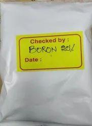 Boron 20% Fertilizer