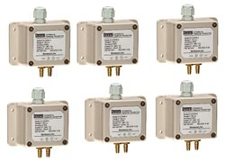 Sensocon USA 212-D002I -1Differential Pressure Transmitter