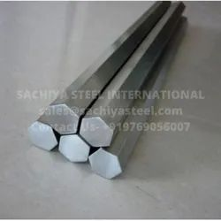SS Hexagonal Rod