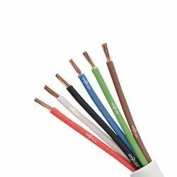2.5 Sq.mm. X 4 Core - Sanflex Multicore Flexible Round Cables