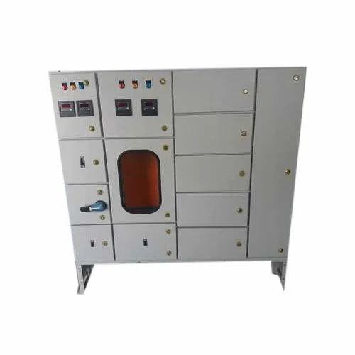 Sheet Metal Control Panel