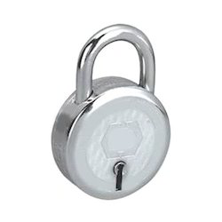 Harrison Stainless Steel Safety Padlock, Packaging Size: 10 - 20 Pieces