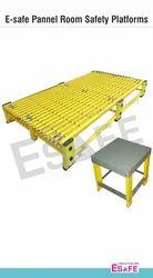 Panel Room Shockproof Platform