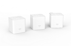 Wireless White Tenda Nova MW3 Whole Home Mesh WiFi System