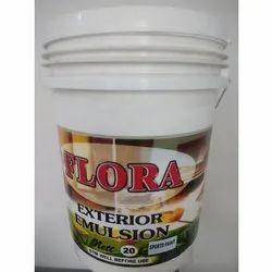 Flora Exterior Emulsion Sport Paint
