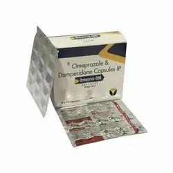 Omeprazole & Domperidone Capsule IP