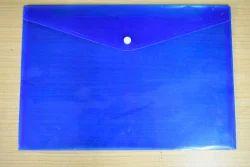 Classik Plastic Button File Folder MY Clear BAG Gloss Gloss Design Transparent . Colour 0.14_652