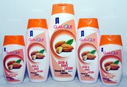Glamour Almond Oil Hand & Body Lotion
