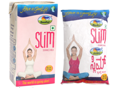 Nandini Slim Milk