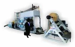 Woven Sack Flexographic Printing Machine