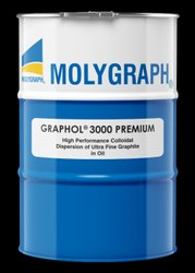 Graphol 3000 Premium High Performance Colloidal Dispersion Of Ultra Fine Graphite In Oil