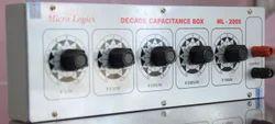 Decade Capacitance Box, ML 2005
